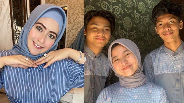 Meggy Wulandari Unggah Potret Anak Sambung dan Kandung Rukun di Jakarta, Minta Maaf ke Putra Kiwil