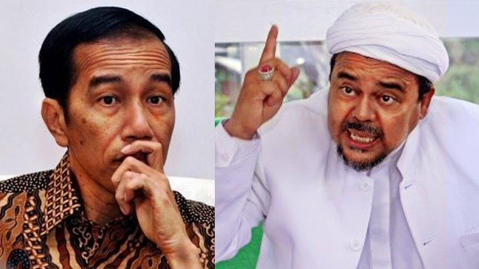 Terungkap, Presiden Jokowi Sempat Beri Pesan kepada Mahfud MD Jelang Kepulangan Habib Rizieq