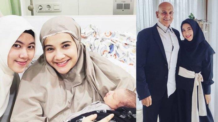 Usia 27 Tahun Sudah Jadi Nenek, Santi Asoka Mala Ungkap Kekaguman Bertemu Ukkasya Muhammad Syahki