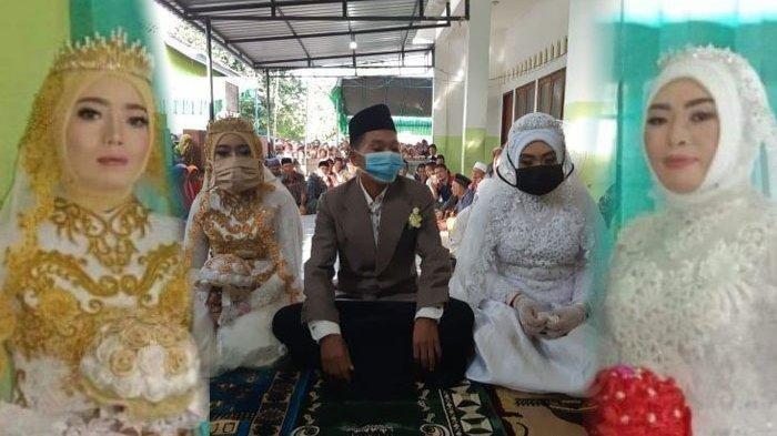 Viral, Pria Lombok Nikahi Dua Wanita Sekaligus & Dua Kali Ucap Ijab Qabul, Begini Pengakuannya