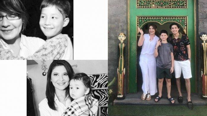Dulu Artis Terkenal Kini Pilih Jaga Warung Makan, Tamara Bleszynski Beri Pesan Haru untuk 2 Putranya