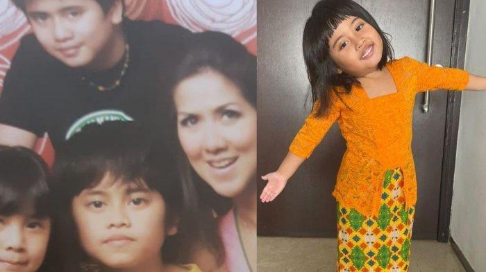 Venna Melinda Unggah Foto Jadul Keluarga, Sosok Satu Ini Jadi Sorotan Netizen, Dikira Vania Athabina