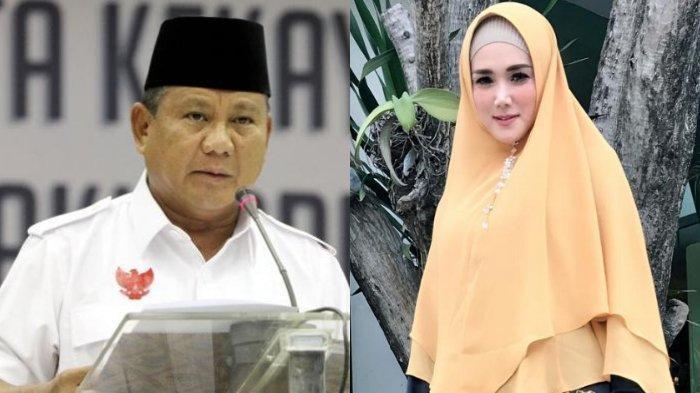 Mulan Jameela Ucapkan Selamat Ulang Tahun untuk Prabowo Subianto, Sebut Sosok Patriot Bangsa