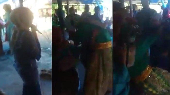 Videonya Viral, Ini Cerita Dibalik Pengantin Pria di Sulawesi yang Pingsan di Pelukan Mantan