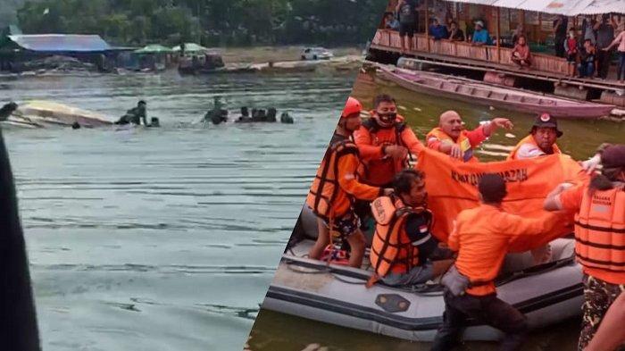 Korban Tenggelam di Waduk Kedung Ombo : Jenazah Ibu & Anak Kembarnya Ditemukan Masih Berpelukan