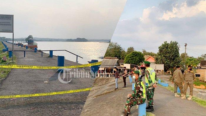 Imbas Kedung Ombo Telan Korban 9 Wisatawan, Waduk Cengklik Ngemplak Ikut Ditutup dan Dijaga Ketat