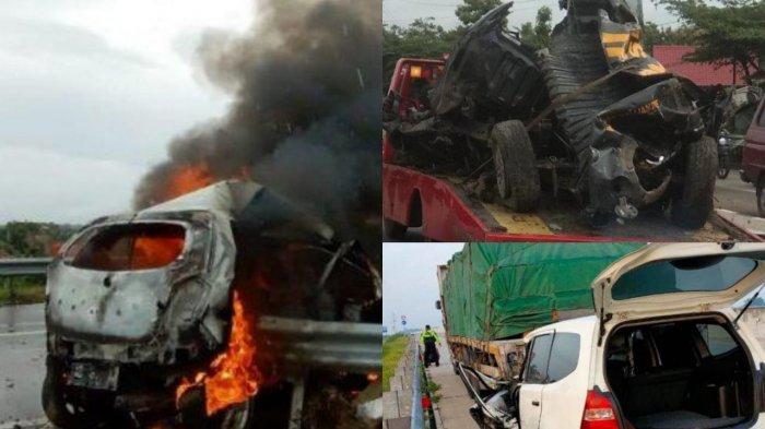 Rentetan Kecelakaan di Sragen : Sebulan 10 Nyawa Lenyap, Pengemudi Terbakar hingga Tertabrak Kereta