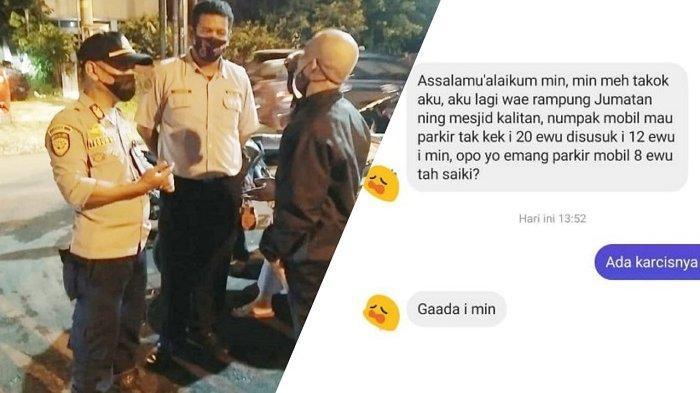 Viral Warga Keluhkan Tarif Parkir Tak Masuk Akal 8 Ribu Rupiah di Kalitan Solo, Ini Temuan Petugas
