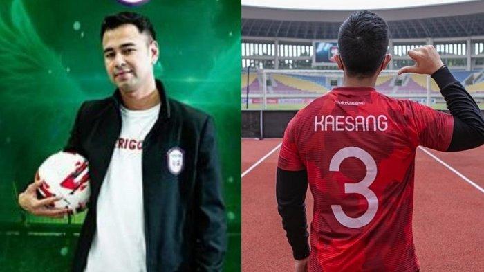 Ditantang Raffi Ahmad Hadapi RANS Cilegon FC, Kaesang Berseloroh : Menang Dulu Sana Lho
