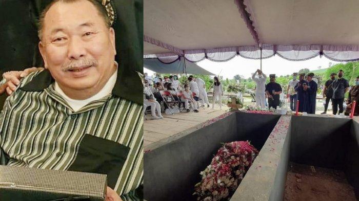 Misteri Liang Lahat Kosong Disamping Makam Robby Sumampouw & Penerus Bisnis dari Solo hingga Korsel