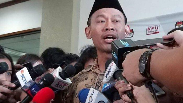 Tim Hukum Prabowo-Sandi Menuntut Hasil Pilpres 2019 Dibatalkan, KPU: Enggak Nyambung