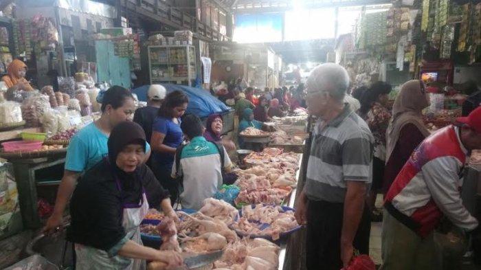 Jaga Stabilitas Harga dan Laju Inflasi, Pemkot Solo Gelar Pasar Murah di 5 Kecamatan
