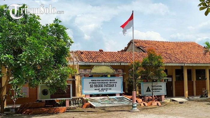 Kronologi Atap Sekolah di SDN Patihan 3 Sragen Ambrol, Dua Tahun Tidak Digunakan karena Pandemi