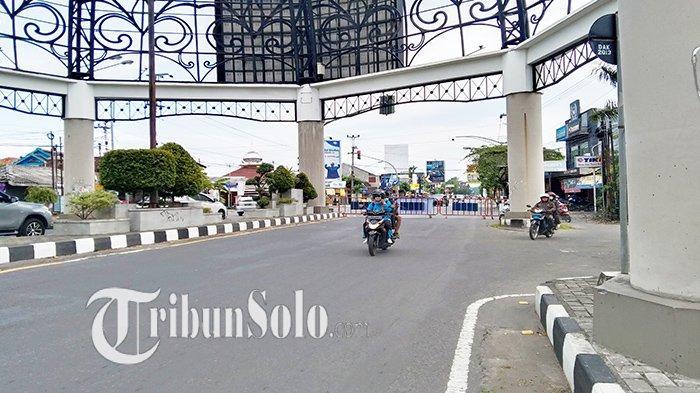 Resmi, Penutupan Ruas Jalan Utama di Solo Tetap akan Berlanjut Hingga 25 Juli 2021