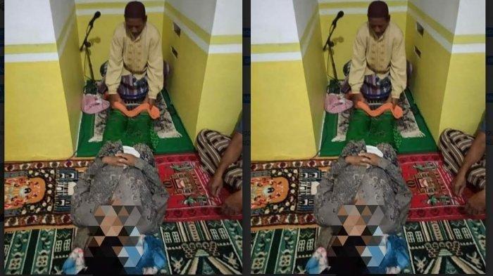Viral Foto Anggota Banser Meninggal saat Jadi Imam Salat Witir di Jombang, Ini Doa Gus Syafiq