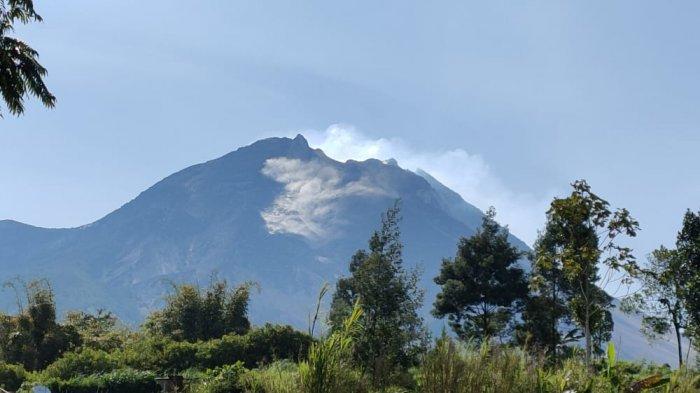Gunung Merapi Masih Siaga, Warga 2 Desa di Klaten Diungsikan, Total Ada 356 Jiwa