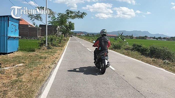 Pedagang di Klaten Dijambret, Sempat Terseret Motor karena Pertahankan Tasnya: Kaki Sampai Retak