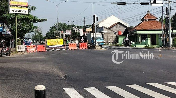 Imbas PPKM Darurat Diperpanjang, Polres Boyolali Pastikan Penutupan Jalan Sampai 25 Juli 2021
