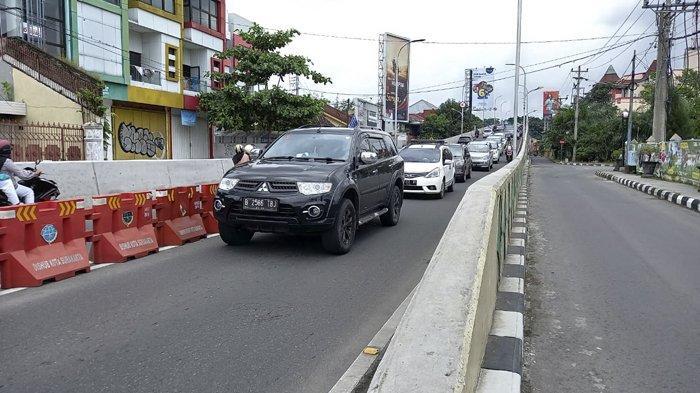 Long Weekend Solo, Lalu Lintas Ramai Lancar, Kendaraan Luar Kota Mulai Masuk : Ada yang dari Jakarta