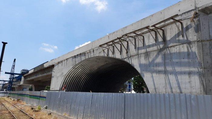 Catat! Kolong Jembatan Flyover Purwosari Solo, Bakal Jadi Arena Muda Mudi Penghobi Skateboard