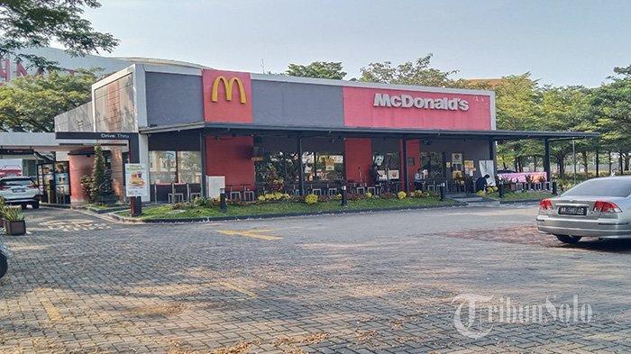 Kabar Gembira ARMY Sukoharjo : McDonald's Solo Baru Masih Jual BTS Meal, Tetapi Dijaga Ketat Petugas