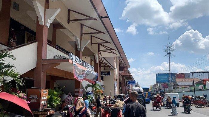 Tahun Lalu Tak Ada Pembeli, Lebaran Kini Mau Parkir di Pasar Klewer Solo Susah, Basement Tak Cukup