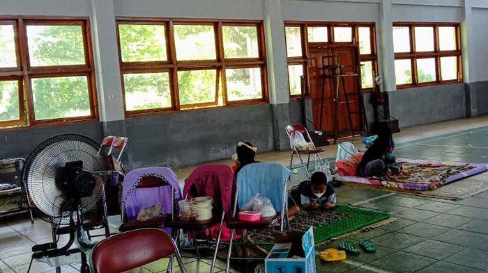 Lokasi Isoman di Kelurahan Jagalan Solo Penuh, Petugas Terpaksa Antar Jemput Pakai Mobil Pribadi