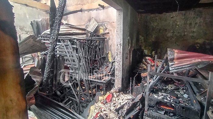 Rumah Eks Panti Pijat di Barat Taman Balekambang Solo Terbakar, Warga Berhamburan Keluar Kompleks