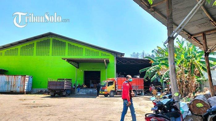 Potret Kondisi Pabrik Kayu diMojosongo Solo Setelah Kebakaran Hebat: Mesin Hangus Terbakar
