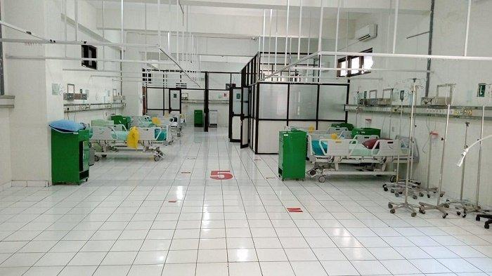 Kasus Mengganas, RSUD Dr Moewardi Pastikan Kamar Pasien Corona Aman,Tapi di RS Kasih Ibu Sudah Penuh