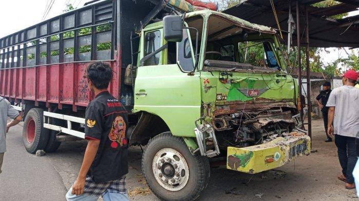 Update Laka Truk Tabrak Warung di Mojosongo, Kasatlantas Polresta Solo: Karena Rem Blong