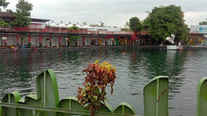 Wisata Air di Klaten Dibuka, Jumlah dan Jam Pengunjung Dibatasi hingga Lengan Diikat Pita Merah