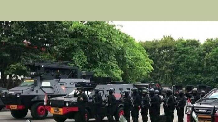 Rumor Anggota PSHT Bakal Penuhi Jalanan Solo Hari ini, Pasukan Kopassus dan Brimob Sampai Disiapkan