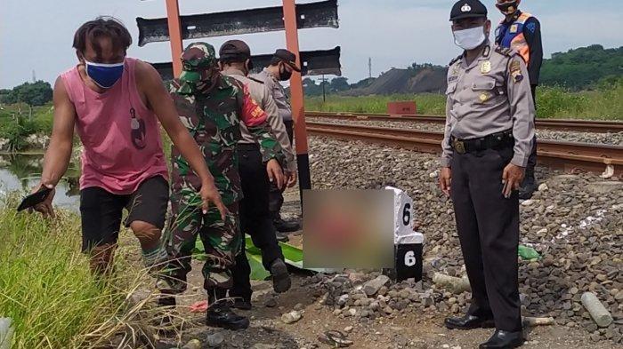 Seorang Pemulung Tewas Tersambar Kereta Api Barang di Tugurujo Semarang