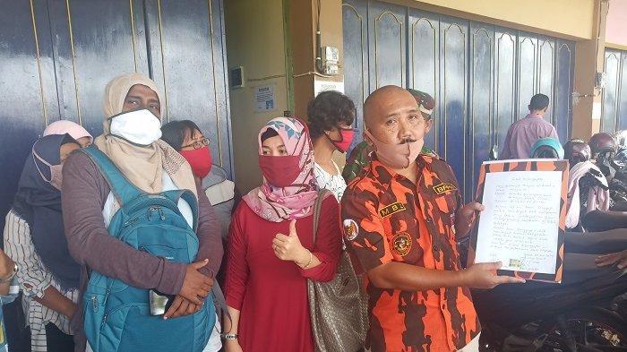 Hampir Menggruduk Rumah Pemilik CV Pi-Xu, Buruh Bisa Mediasi dengan Pemilik Demi Tuntut Gaji 2 Bulan