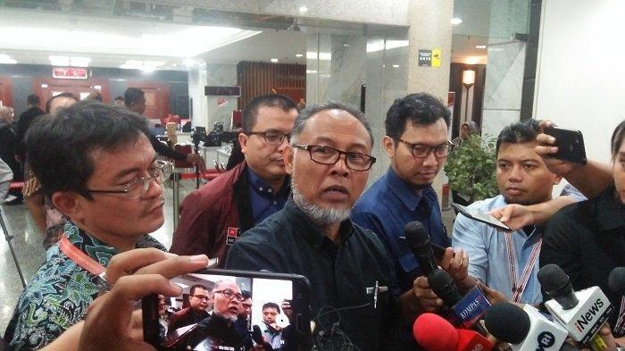 Bambang Widjojanto: Mudah-mudahan Soal Ma'ruf Amin Dibacakan Setelah Ini, Masa Tidak Dibacakan