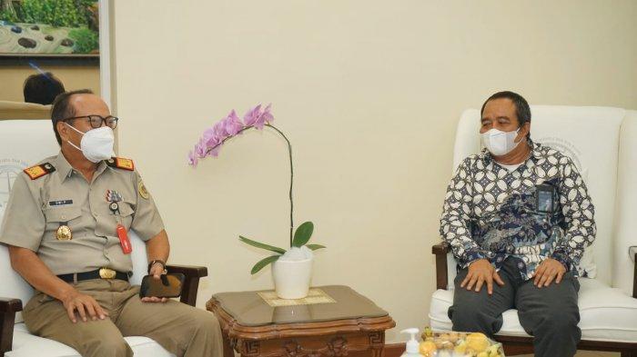 PLN Kunjungi Kanwil BPN Jawa Tengah: Terimakasih, 191 Aset PLN di Jateng Tersertifikasi