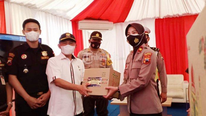 Larangan Mudik Solo, Puluhan Ribu Anggota Senkom Polri Disiagakan, Bantu Penyekatan & Ingatkan 3M