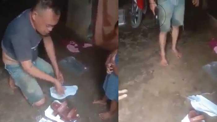 Viral Kurir Ditodong Pistol oleh Pelanggan ketika Tolak Bayar COD, Kini Si Pelaku Ditangkap