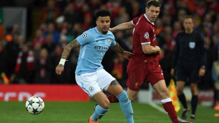 Manchester City Berniat Kunci Gelar Premier League di Laga Derbi Manchester