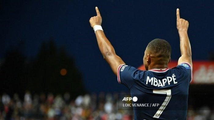 Mimpi ke Real Madrid Kandas, Kylian Mbappe Bikin Pesan Menggoda di Instagram, Kini Dihapus Ada Apa ?