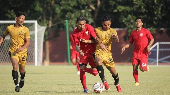 Persis Solo vs Bhayangkara FC Berakhir Imbang 2-2, Coach Eko Sanjung 'Comeback' Anak Asuhnya