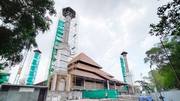Wali Kota Solo Sebut Sudah Ada CSR Pembangunan Masjid Sriwedari, dari Perseorangan, Siapa?