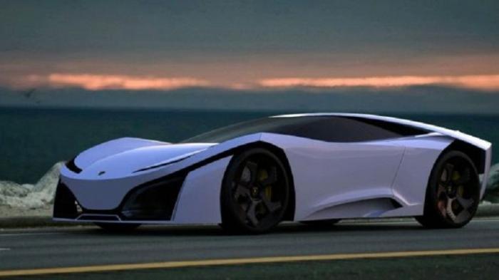 Lamborghini Madura