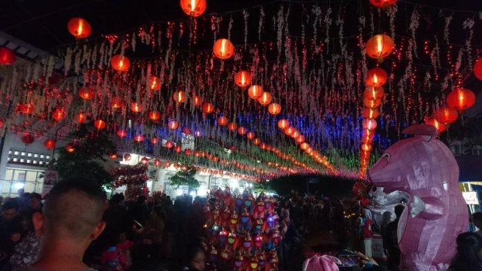 Wali Kota Solo FX Hadi Rudyatmo Dijadwalkan Buka Festival Imlek 2019 di Atrium The Park Mall
