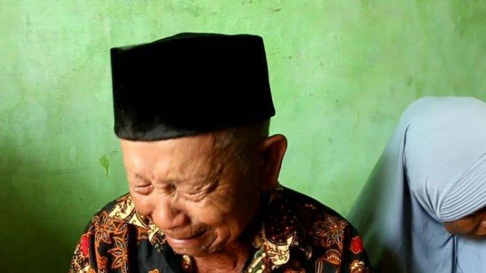 Lansia di Cirebon Tangisi Anaknya yang Jadi TKW di Arab,  sudah 31 Tahun Tak Pulang tanpa Kabar