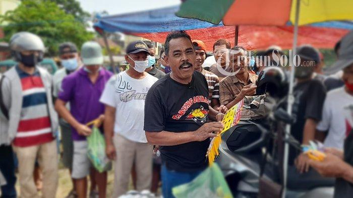 Ini Pak Cemplon, Pedagang Perkakas yang Melegenda di Klaten: Lapak Selalu Ramai, Ludes Hanya 1,5 Jam
