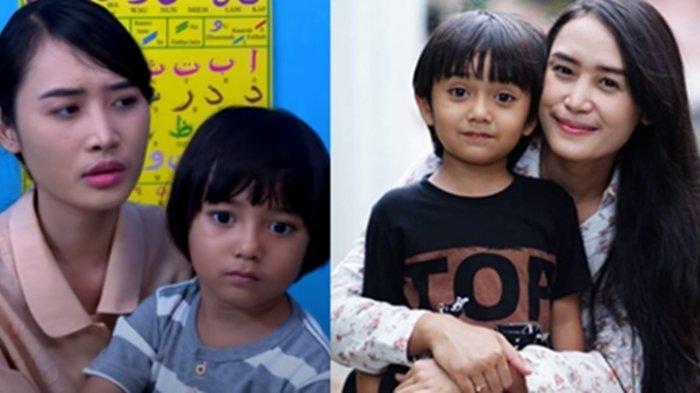 Lastri Bue Yudi Tak Lagi Muncul di Tukang Ojek Pengkolan, Ternyata Baru Saja Melahirkan Anak Kedua