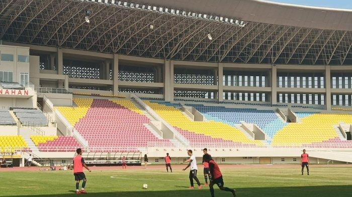 Sabtu Besok, Presiden Jokowi akan Resmikan Stadion Manahan Solo