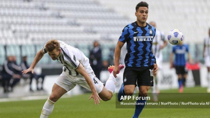 Lautaro Martinez Bilang Akan Bertahan di Inter Milan, Marotta Malah Luluh Uang Rp 1,4 T Man City